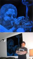 Dizzy's Blues by forbesrobertson