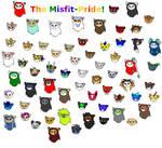 Misfit Pride Members 2