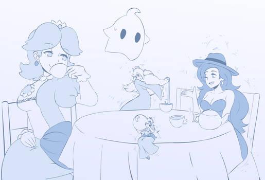 Luma-sized Mama