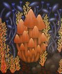 Mushrooms - Svampar by sofiaeinarsson