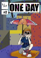 One Day: Chapter 2 Cover by LilPlatypuss