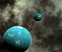 Another Earth by AngeloVentura