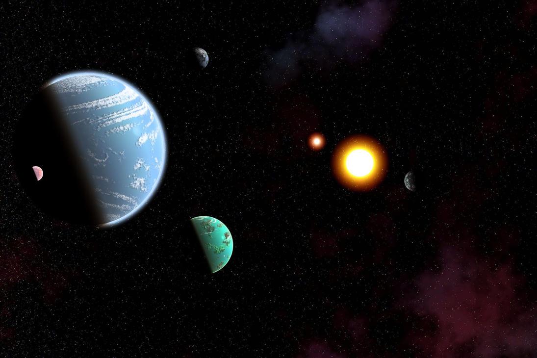 gas giants moons - photo #10