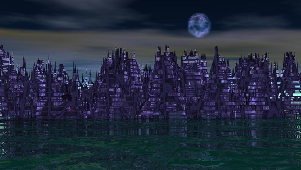 Spook City by Freak-Angel56