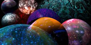 Cosmic Bubbles