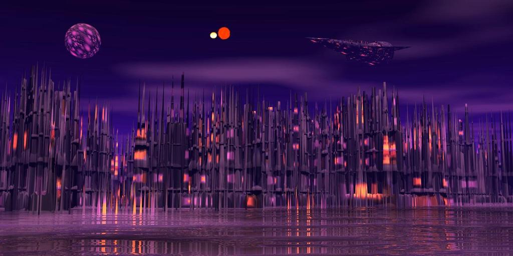 Alien Night by Freak-Angel56