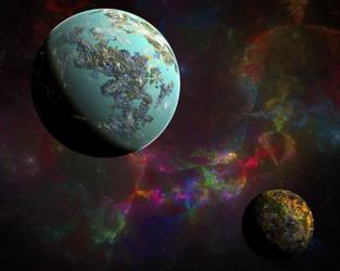 Deep space 11 by AngeloVentura