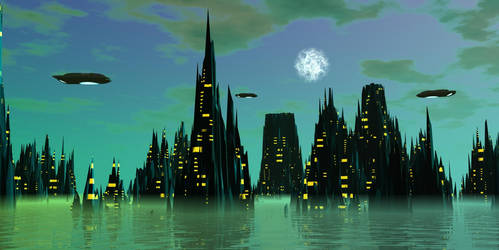 Silver Moon City
