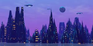 Gotham City Blues