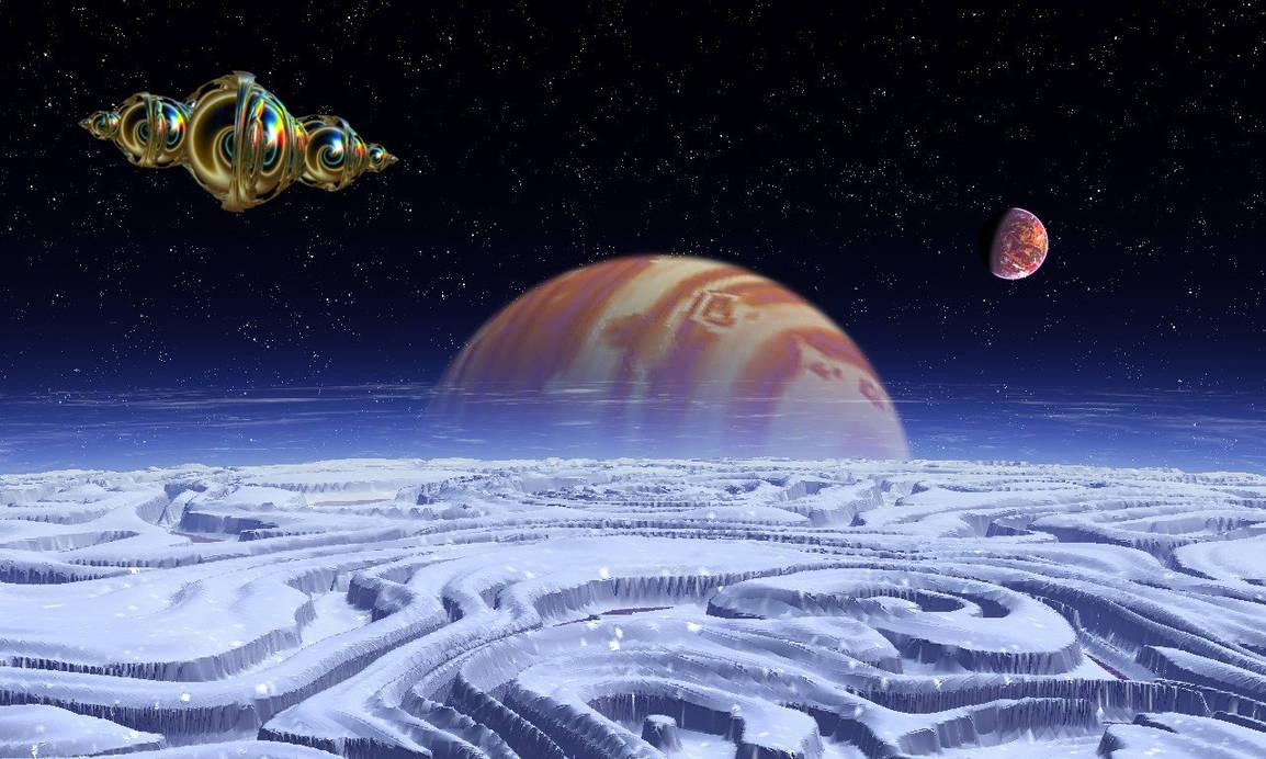 Jovian satellite explorer