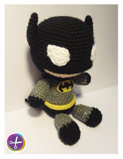 Batman Amigurumi by HinaPalitah on DeviantArt