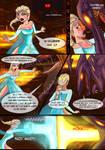 EVB: Elsa vs. Ridley! Page 1