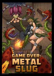 Game Over: Metal Slug by nytecomics