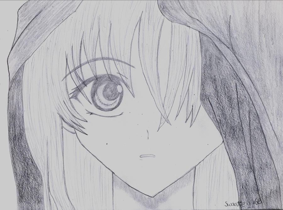 how to draw anime vampire