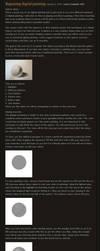 digital painting beg tutorial by Darkdesyre