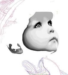 Illustrator Boy Vector stage 2 by Darkdesyre