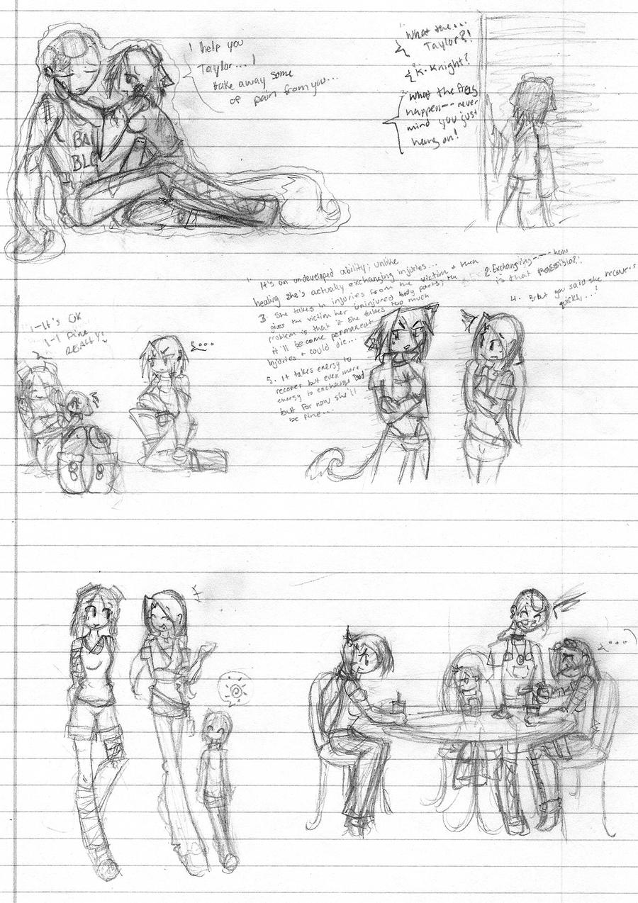 Doodles - Amala 2 by ShadowDemon101