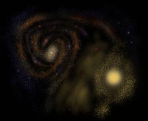 Galaxy by Svarov