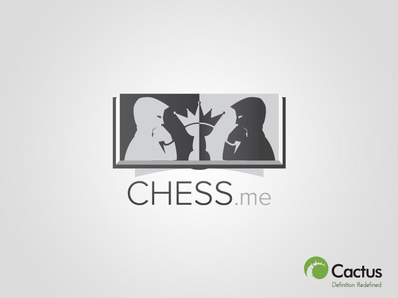 Chess Logo Design by cactuscreatives803