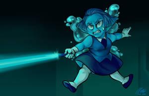Aquamarine by LittleHatCat