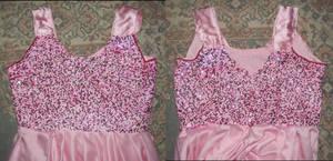 The Idiot's Lantern Dress W.I.P.
