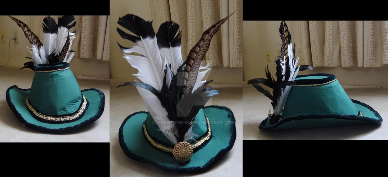 Granado Esparda Musketeer Hat
