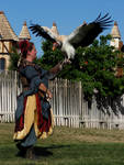 The Bird and The Falconer's Wife Prt. 2