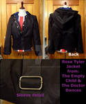 Rose Tyler The Doctor Dances Jacket by EssieofWho