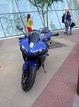 Tardis Motorcycle Front
