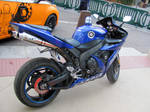 Tardis Motorcycle Side