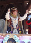 Cheerful Queen