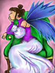 Fairy in Repose