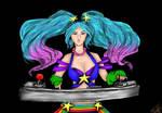 Undeniable Arcade Sona