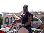 Drums and Goggles