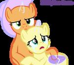 I really didn't! Pony base