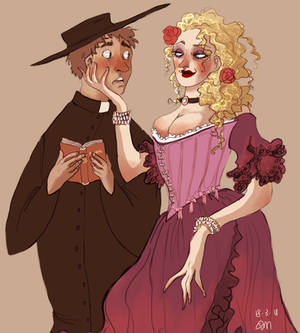 Sally and rev Tibbs