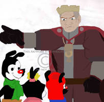 Uther meets Warners by FaPingMulan