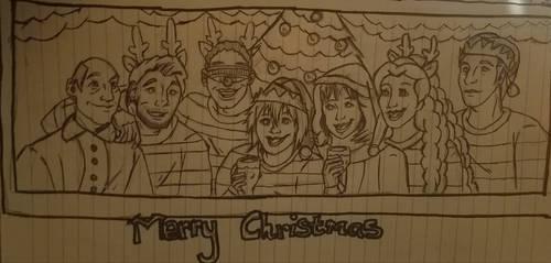 Merry Christmas Sam