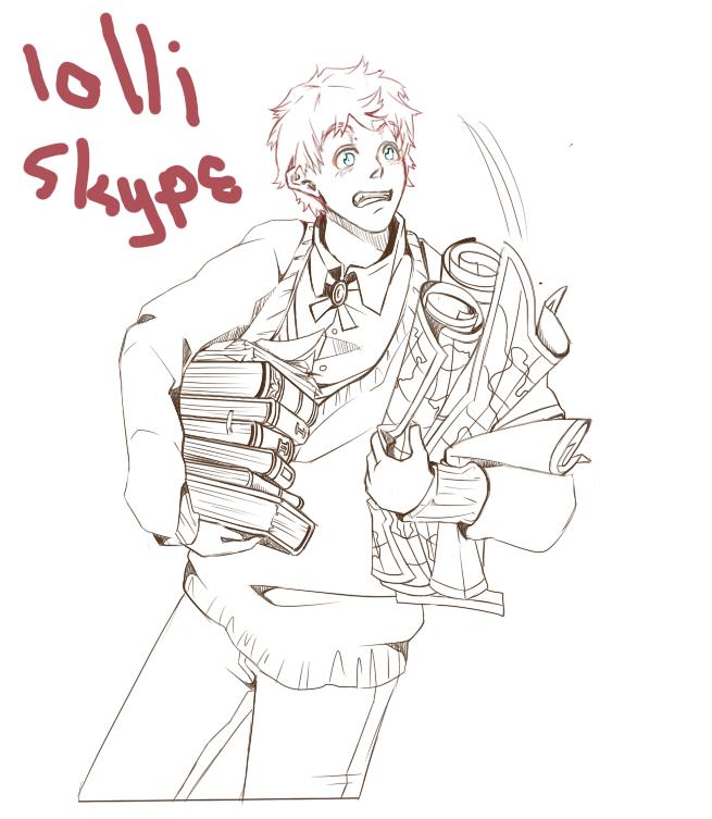 Scrap for Skype by Sayabean