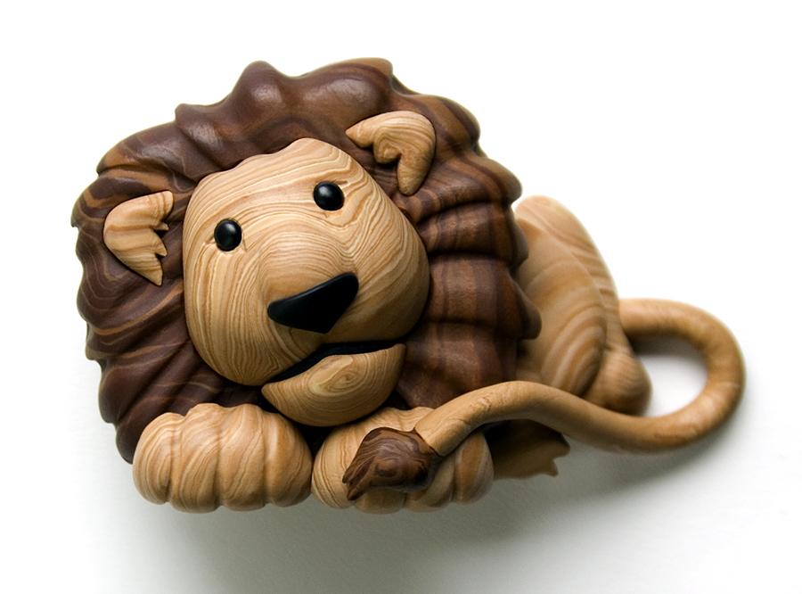 Какие подарки дарят львам 39