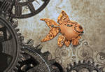 Steampunk Goldfish
