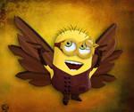 Steampunk Minion Flyer