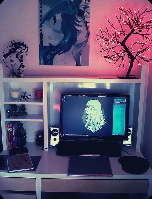 .Workspace. by Raisaitsu
