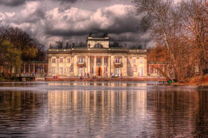Royal Baths Park HDR by Dr-Livemore