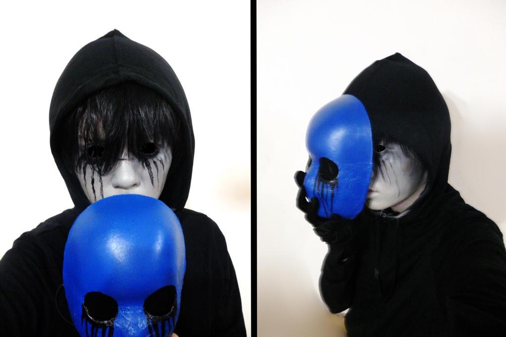 Как сделать маску тима маски своими руками