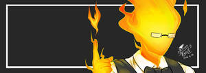 Grillby by MHD0524