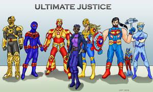 FanAmalgam Multiverse: Ultimate Justice