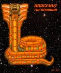 My Fanamalgam Universe: Hargemut the Ophidian