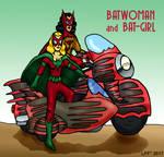 DC Alterverse: Batwoman and Bat-Girl