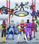 DC Alterverses: Justice Incarnate